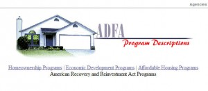Arkansas First Time Home Buyer Grant