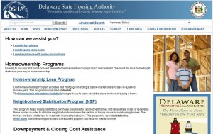 Delaware First Time Home Buyer Grants