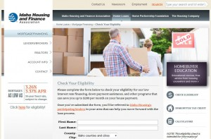 Idaho first time home buyer grants