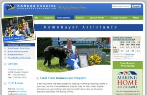 Kansas First Time Home Buyer Grants