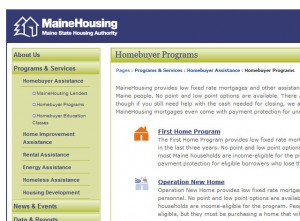 Maine First Time Home Buyer Grants