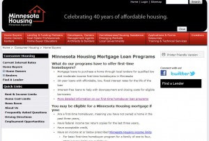 Minnesota First Time Home Buyer Grants