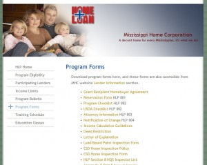 Mississippi First Time Home Buyer Grants 300x239 The Mississippi Home Corporation Provides First Time Home Buyer Funds
