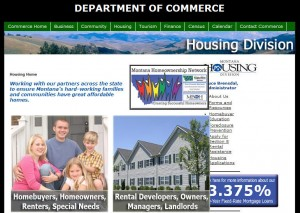 Montana First Time Home Buyer Grants