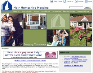 New Hampshire First Time Home Buyer Grants
