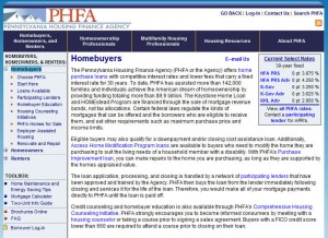Pennsylvania First Time Home Buyer Grants 300x218 The Pennsylvania Housing Finance Agency Stands Ready To Assist New Buyers