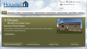 South Dakota First Time Home Buyer Grants
