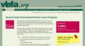 Vermont First Time Home Buyer Grants