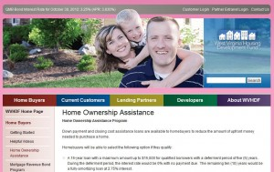 West Virginia First Time Home Buyer Grants