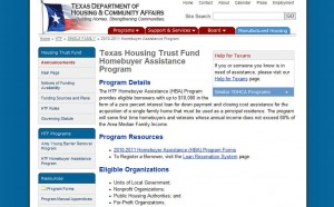 Texas first time home buyer programs 300x186 Texas First Time Home Buyer Programs Come in Many Varieties