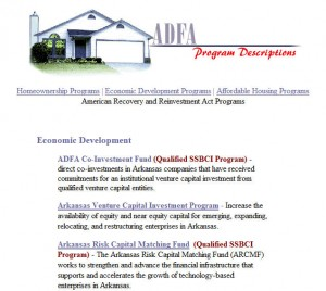 Arkansas First Time Home Buyer Programs