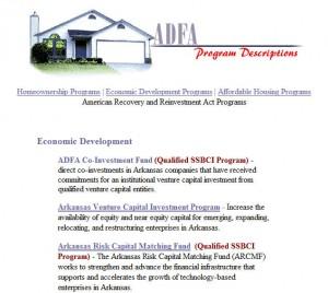 Arkansas First Time Home Buyer Programs