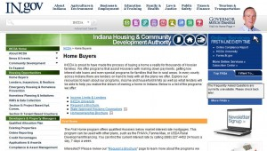 Indiana First Time Homebuyer Programs