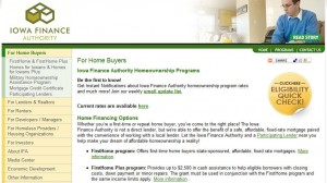 Iowa First Time Home Buyer Programs 2 300x168 Iowa First Time Home Buyer Programs
