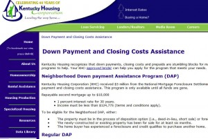 Kentucky First Time Home Buyer Programs 2 300x201 First Time Home Buyer Programs in Kentucky