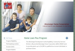 Mississippi First Time Home Buyer Programs