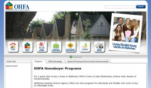 Oklahoma First Time Home Buyer Programs