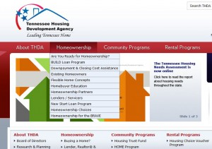 Tennessee First Time Home Buyer Programs
