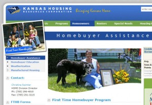 Kansas First Time Home Buyer Programs