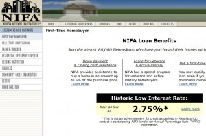 Nebraska First Time Home Buyer Programs