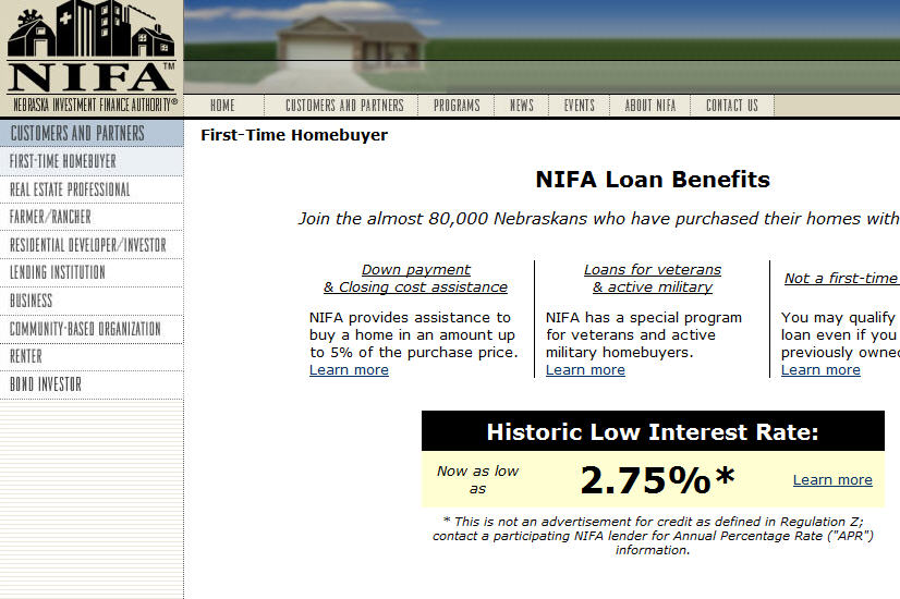 Usda First Time Home Buyer Program