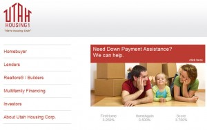 Utah First Time Home Buyer Programs